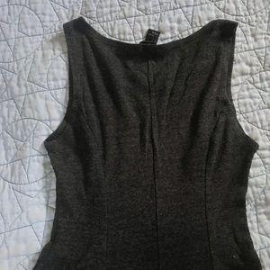 Forever 21 Dresses - Forever 21 Gray dress